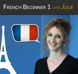 French Beginner 1 - with Julie
